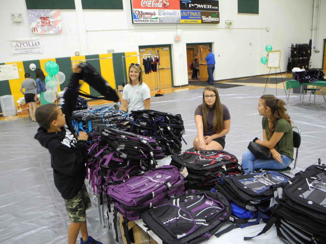 Families receive boost at Brooke school fair | News, Sports