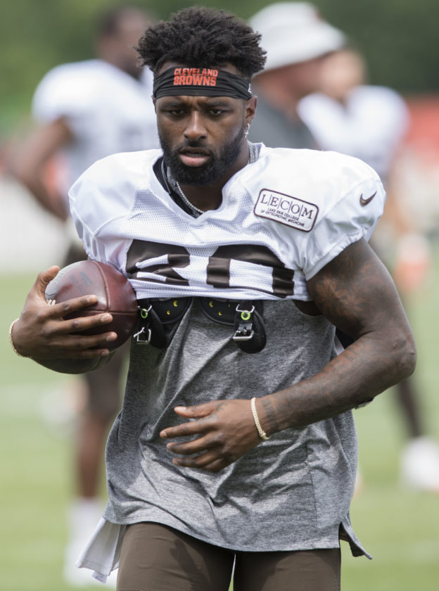 Landry would love to have Dez Bryant join Browns  0df5d782c