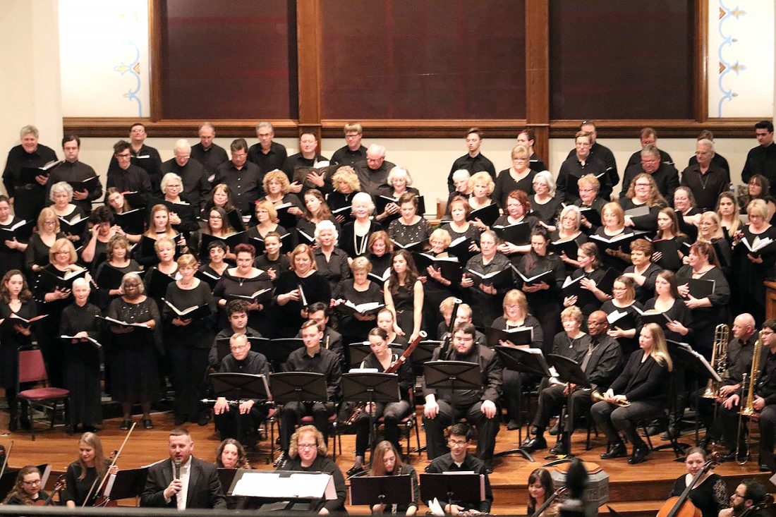 Ohio Valley Chorale To Resume Rehearsals For Spring Concert