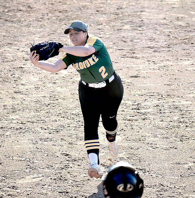 Brooke blanked by Park | News, Sports, Jobs - Weirton Daily