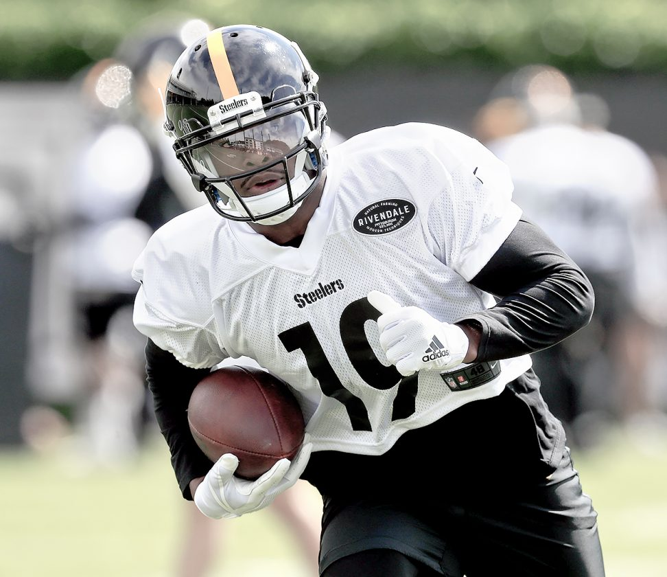 80ae8a8887e With Antonio Brown gone