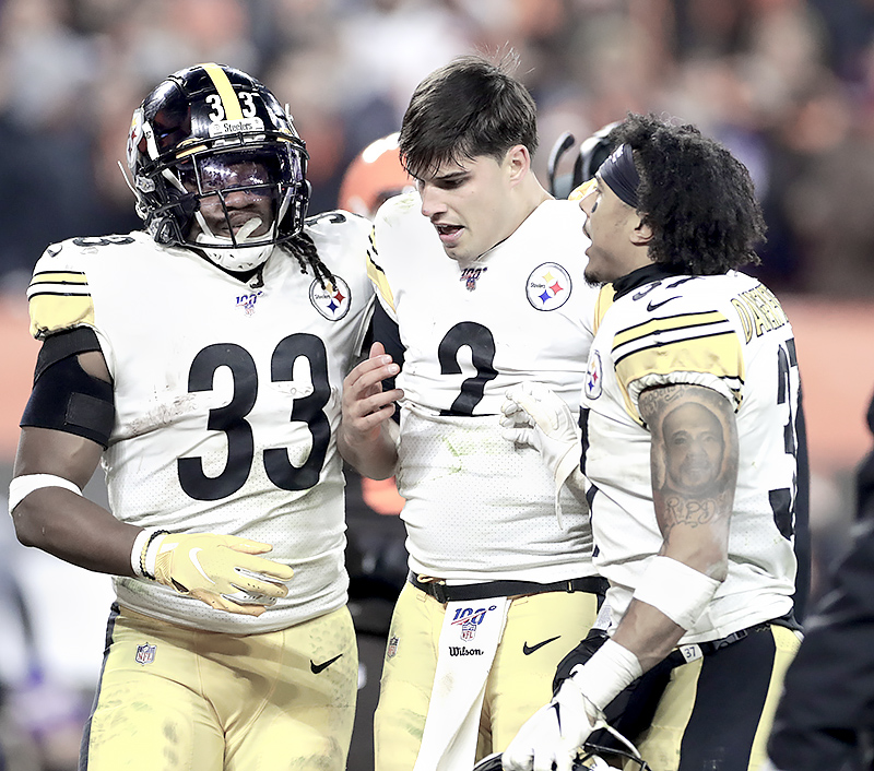 Tomlin Says Brawl Vs Cleveland Is Ugly For The Game Of Football