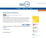 Natural Resources Biometrics