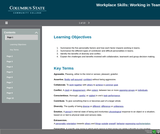 21st Century Workplace Skills: Lesson 5 Working in Teams
