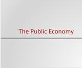 Principles of Microeconomics Course Content, The Public Economy, The Public Economy Resources