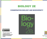 Biology II Course Content, Conservation Biology and Biodiversity, Conservation Biology and Biodiversity Resources