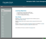 21st Century Workplace Skills: Lesson 9 Career Management