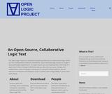 Open Logic Text