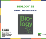 Biology II Course Content, Ecology and the Biosphere, Ecology and the Biosphere Resources