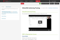 OhioLINK Authoring Training