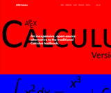 APEX Calculus