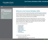 21st Century Workplace Skills: Lesson 0 Introduction