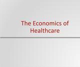 Principles of Microeconomics Course Content, The Economics of Healthcare, The Economics of Healthcare Resources