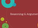 Reasoning & Argument