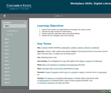 21st Century Workplace Skills: Lesson 8 Digital Literacy