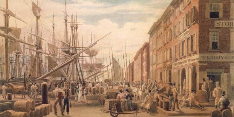 America and the Industrial Revolution 1800-1850