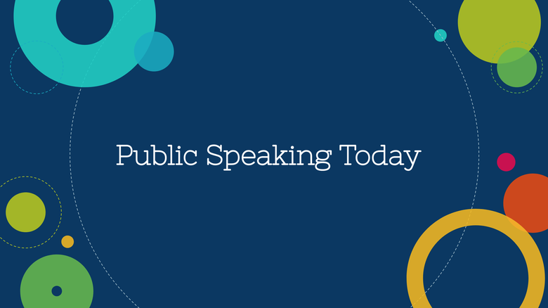 Public Speaking Today Resources