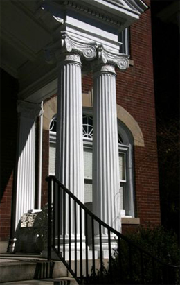 Old House Authority Classic Solutions For Column Repair