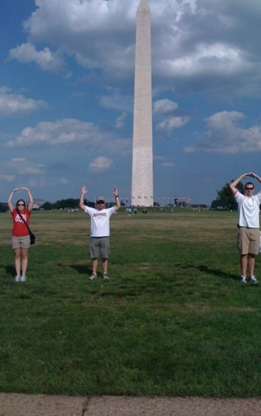 O H I O 3 Alumni And A National Monument