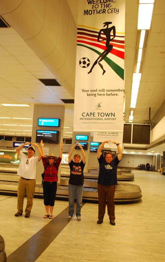 O H I O Cape Town South Africa