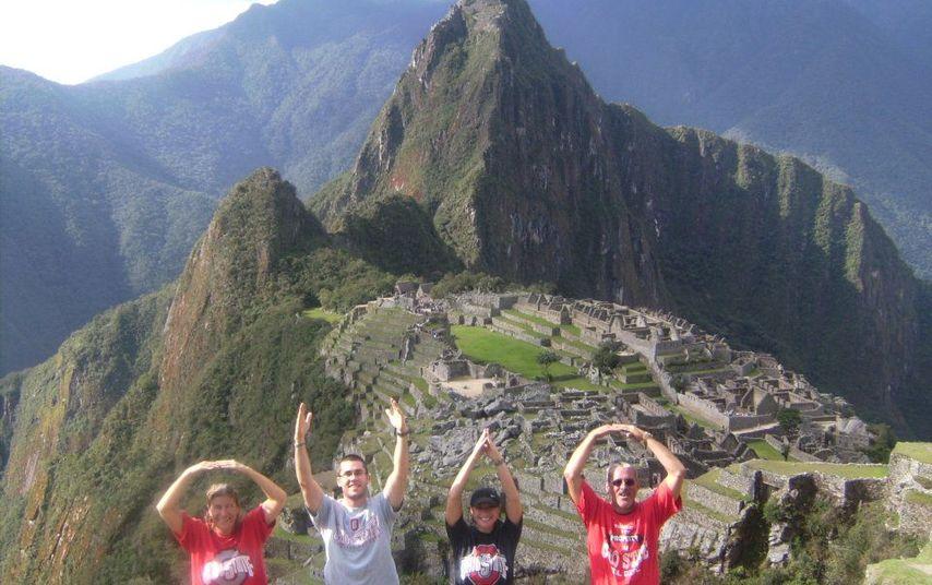 OHIO OHIO Machu Picchu - Machu picchu tampa