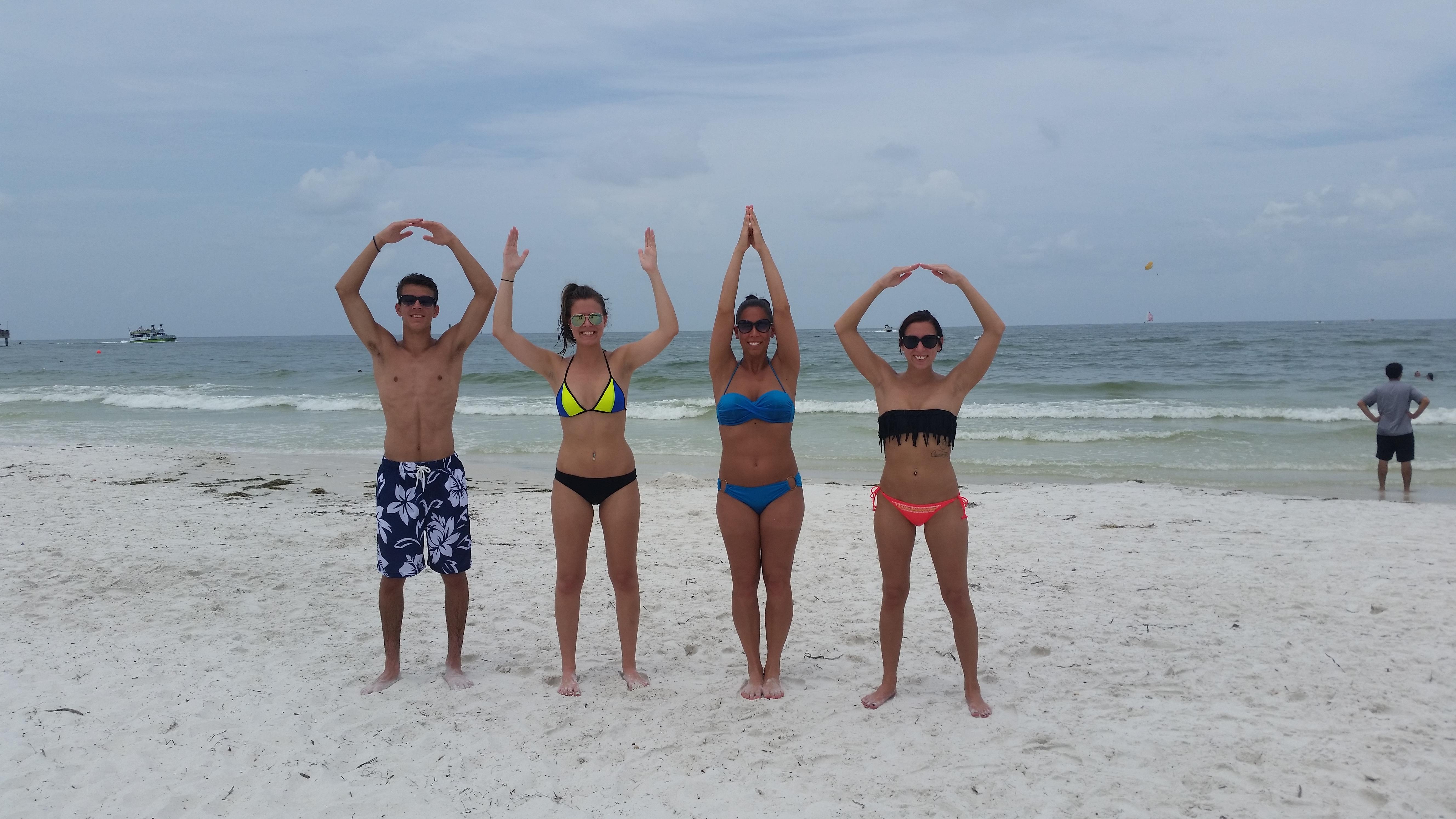 O H I Clearwater Beach Florida