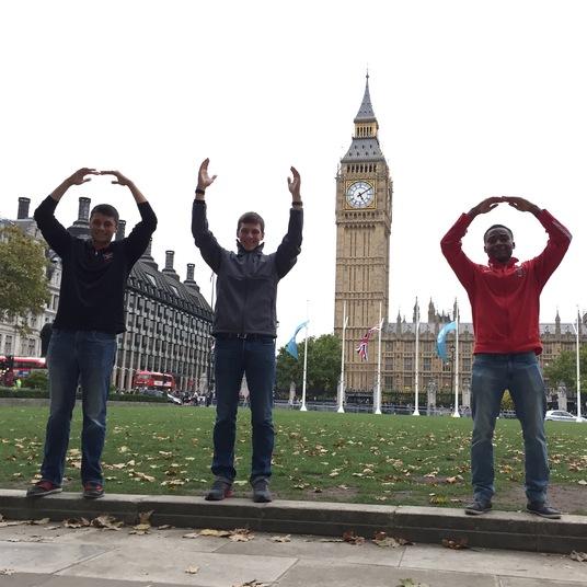 O-H-I-O with Big Ben
