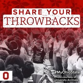Got a favorite photo from your days as an @OhioState student? Share it with us! #MyOhioState https://t.co/8yhRp4txV1