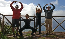 O-H-I-O from Madeira, Portugal