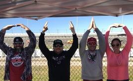 Buckeyes at Daytona 500