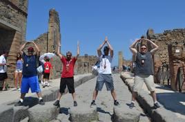 OHIO in Pompeii
