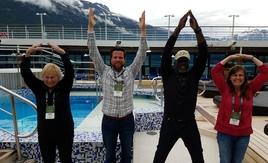 BIG10 Cruise to Alaska