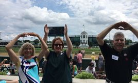 Buckeyes at the Races