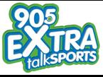 extra 90.5 logo