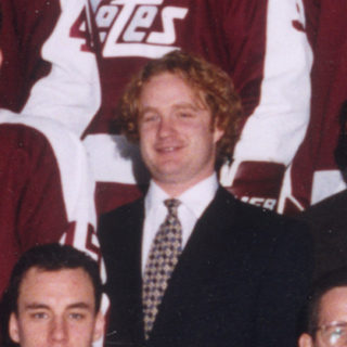 Jeff Crisp in 1999, when he served as Petes Marketing Director.