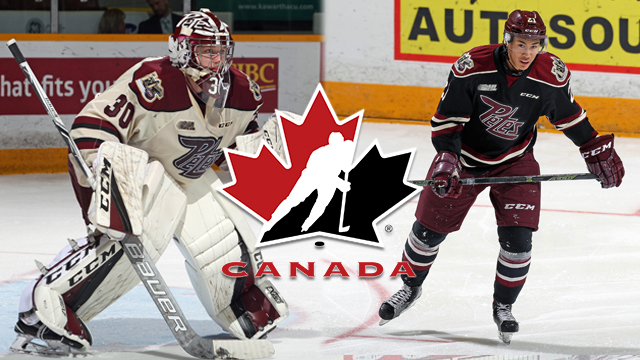 Wells Ang Other Ohl Stars Get A Taste Of World Juniors At Summer