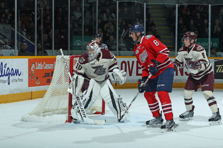 Petes 2017-18 Attendance Second Highest in Franchise History
