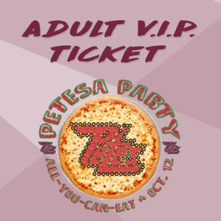 VIP Adult Petesa Party Ticket (square)