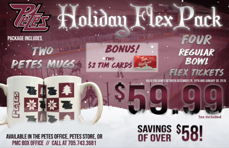 2018-19 Holiday Flex Pack Half Page