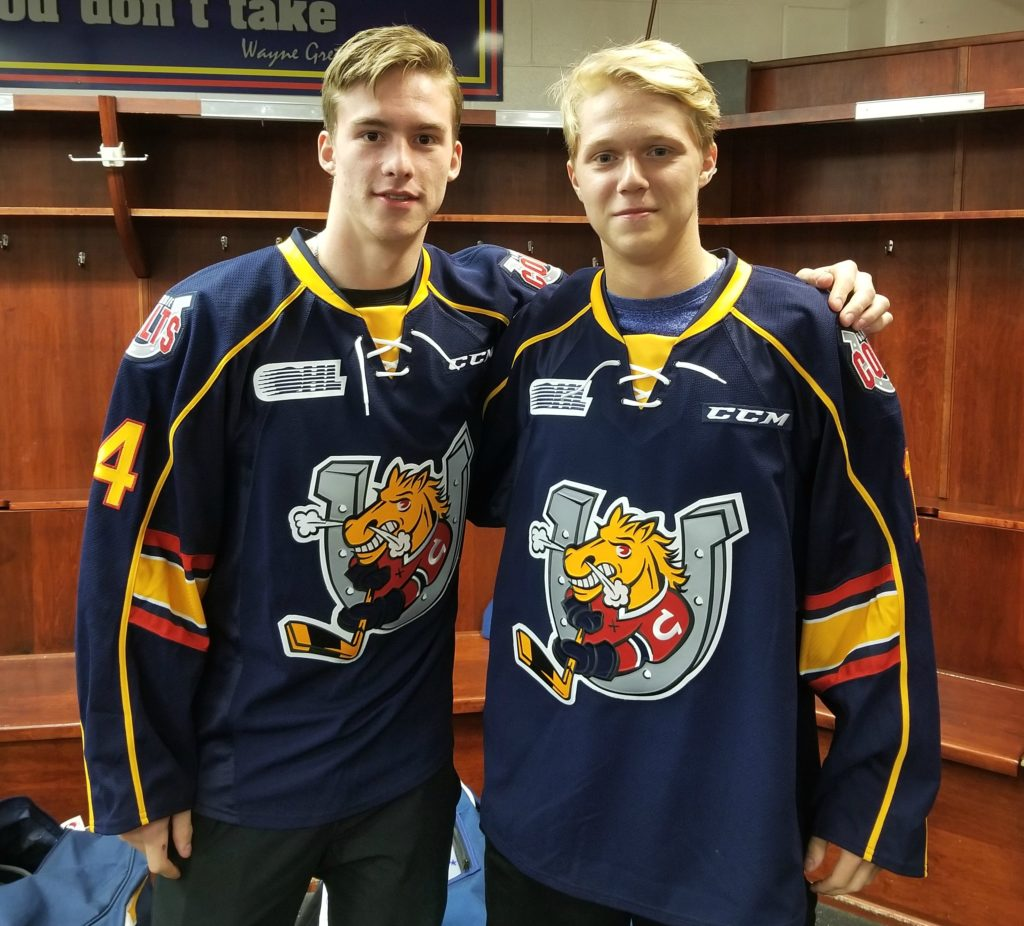 huge discount 02f98 e980c From Russia With Love…For the Colts – Barrie Colts