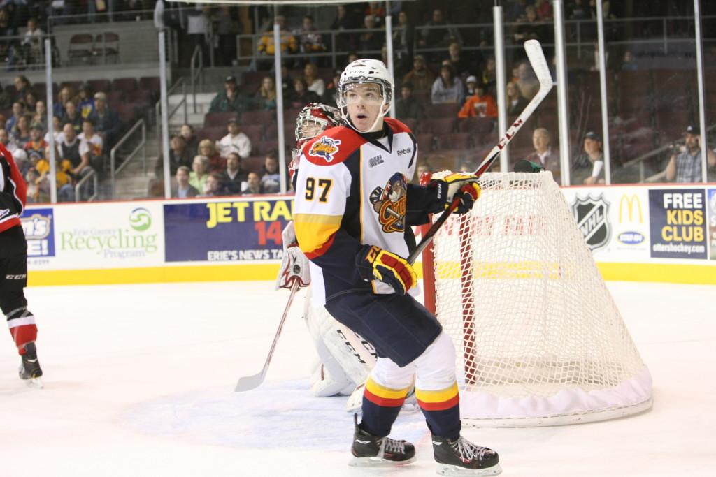 finest selection c093b 53436 Connor McDavid Named Captain – Erie Otters