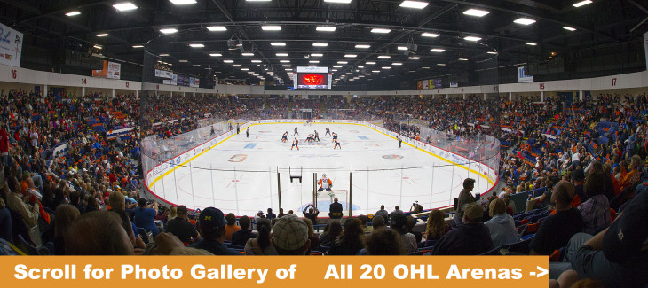 About the Ontario Hockey League (OHL) – Flint Firebirds