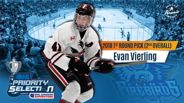 Evan Vierling OHL Hockey Flint Firebirds2