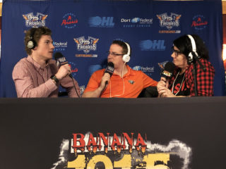 Flint Firebirds Radio Coach Show2