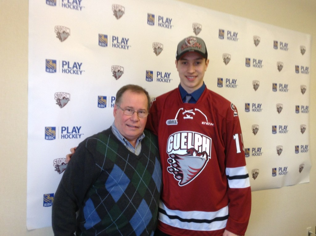 Storm goes big in this year's OHL Draft – Guelph Storm