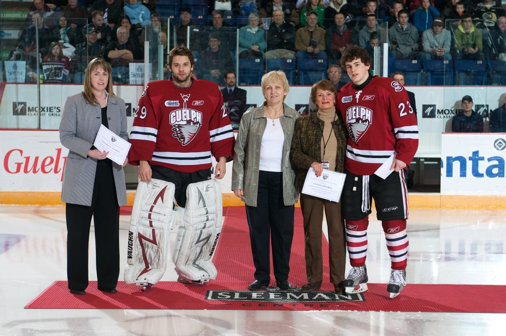 Academic Award Winners Recognized – Guelph Storm