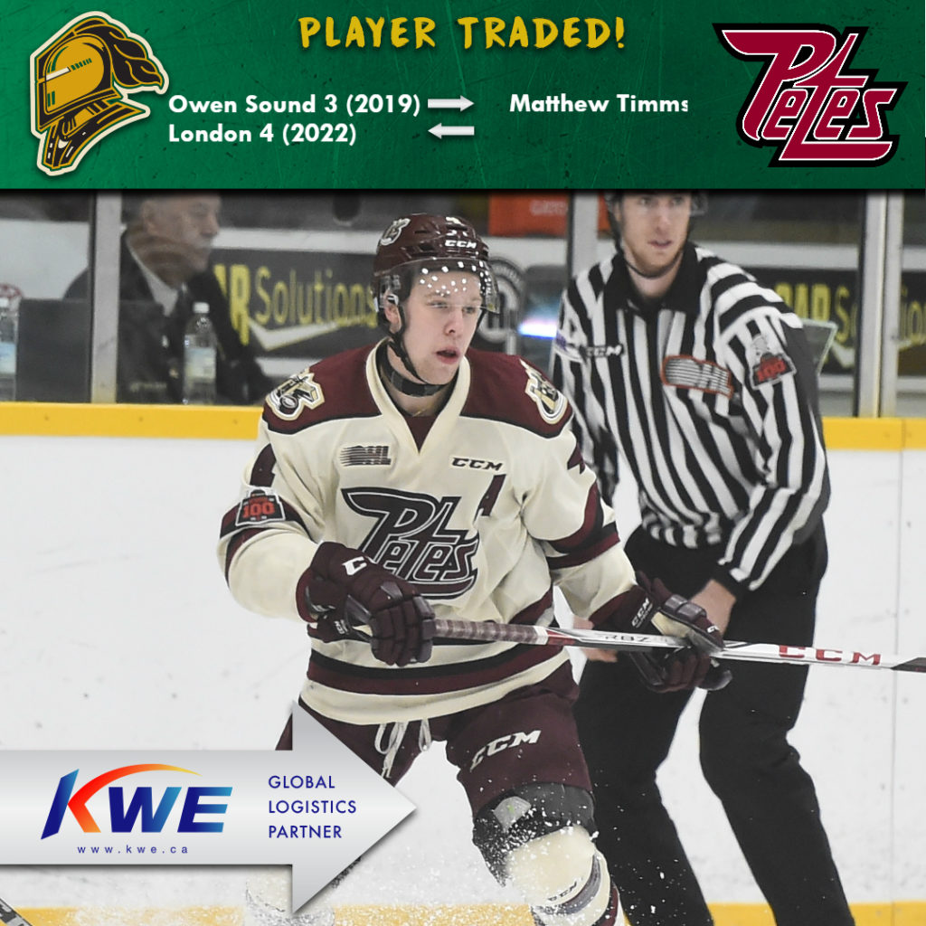 2016-17 peterborough petes OHL MAGNETIC SCHEDULE