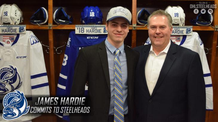 Hardie Commits
