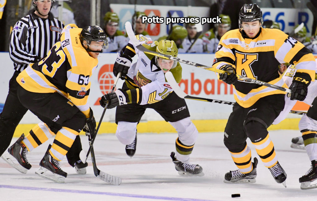 Kingston Gets Home Ice Split North Bay Battalion