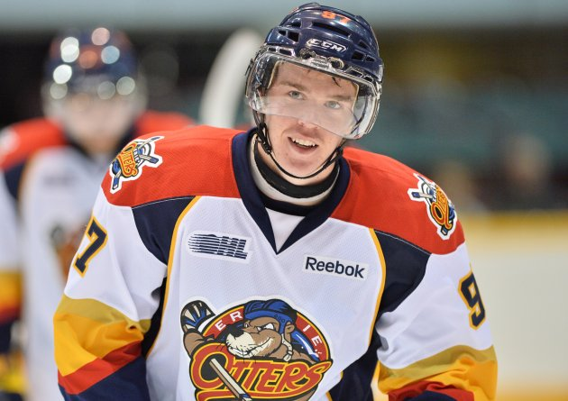newest 5c2c2 2059d Otters name Connor McDavid captain – Ontario Hockey League